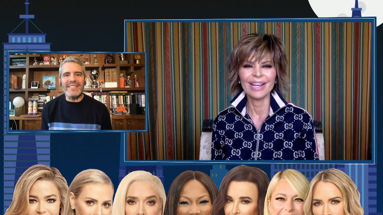 Lisa Rinna Dishes on the Upcoming Season of RHOBH