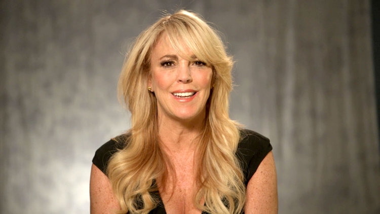 Dina Lohan Doesn't Care What People Think
