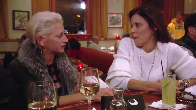 Ramona Singer and Bethenny Frankel Have Been Through Something Very Similar