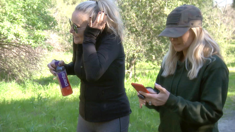 Tamra Judge, Shannon Beador, and a Mountain Lion?