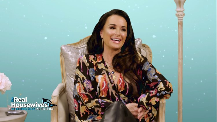 Kyle Richards Is the Queen of Impersonations