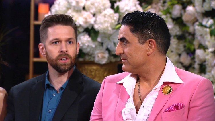 Reza Farahan Asked Adam for a Divorce?!