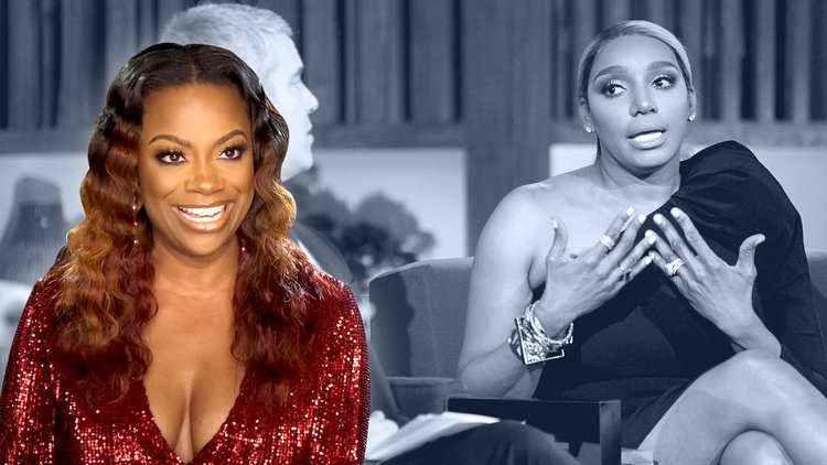 Kandi Burruss Reveals If There Is a Conspiracy Against Nene Leakes