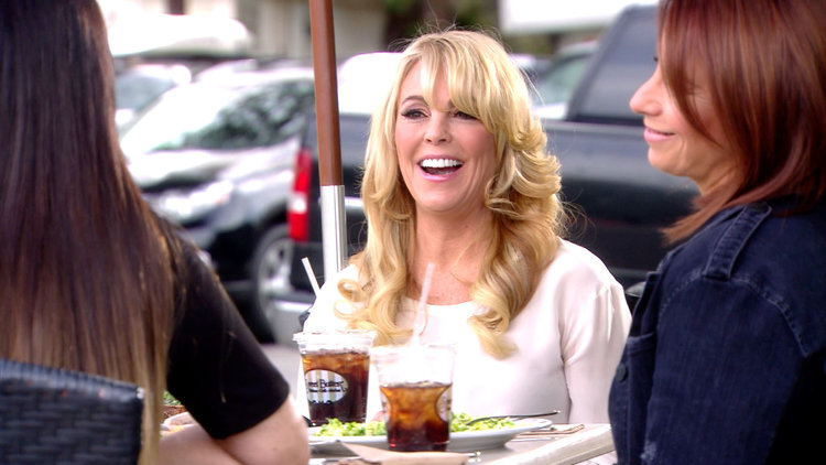 Dina Lohan Opens Up About Leaving Michael