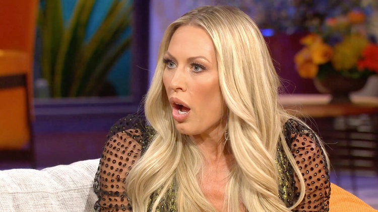 Vicki Gunvalson Tells Braunwyn Windham-Burke to Get Off The Real Housewives of Orange County