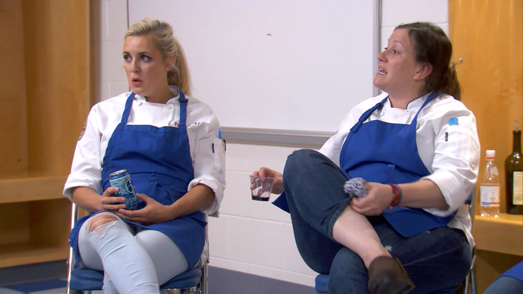 Were the Chefs Being Just Being Playful With Sara Bradley?