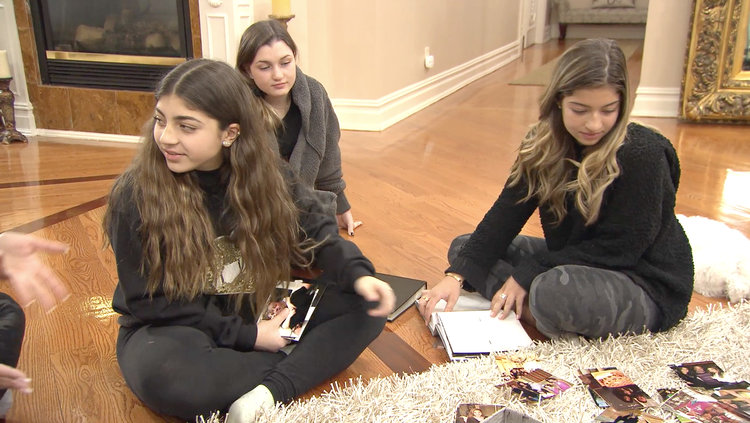 Audriana Giudice Struggles to Remember Her Father