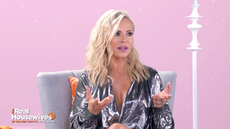 Tamra Judge Thinks She Brought a Darker Energy to The Real Housewives of Orange County
