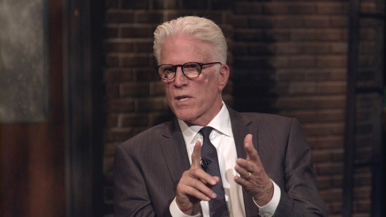 Here's Ted Danson's Secret to Acting