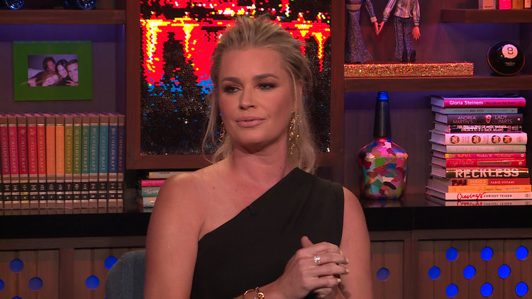 Watch Rebecca Romijn on Exiting 'Star Trek Discovery