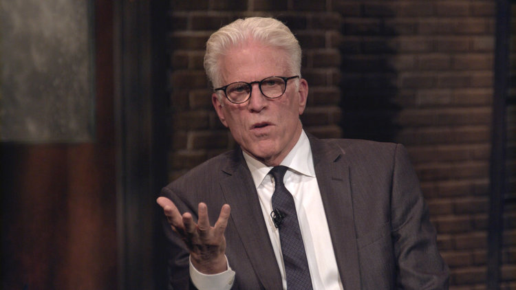 This is How Ted Danson Landed His Role on Cheers