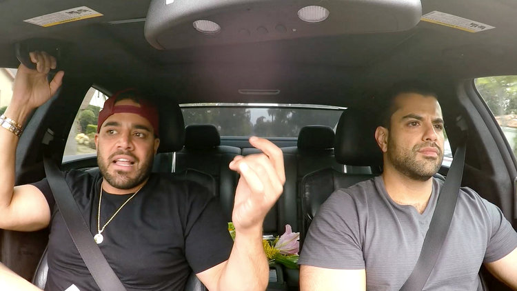 Mike Shouhed and Shervin Roohparvar Struggle to Understand the Female Reproductive System
