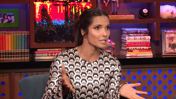 Padma Lakshmi Opens Up About Educating Women on Heart Health
