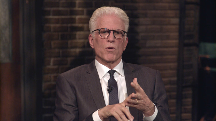 Ted Danson on the Importance of His Work in Something About Amelia