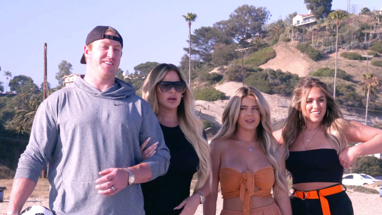 "Brielle Biermann Will ""Never Forget"" This ""Very Memorable"" Trip"