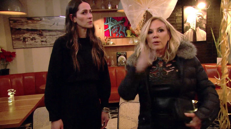Ramona Singer Puts the Final Touches on Dorinda Medley and Sonja Morgan's Surprise Party