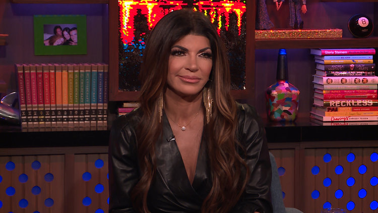 Teresa Giudice Blames Caroline Manzo For Friendship's End