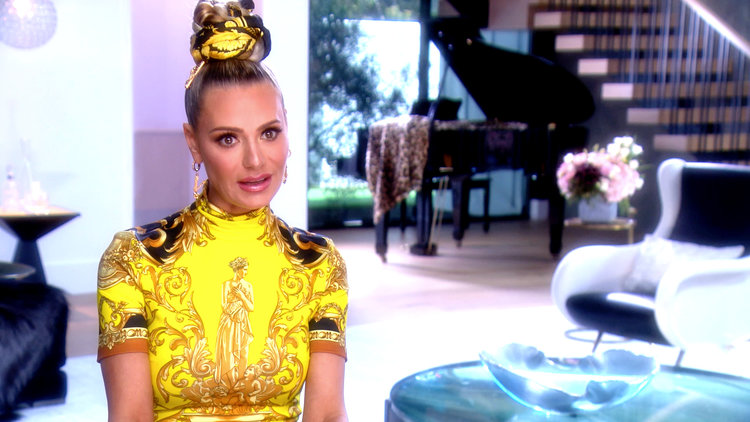 Dorit Kemsley Talks About Her Favorite Moment Captured on The Real Housewives of Beverly Hills