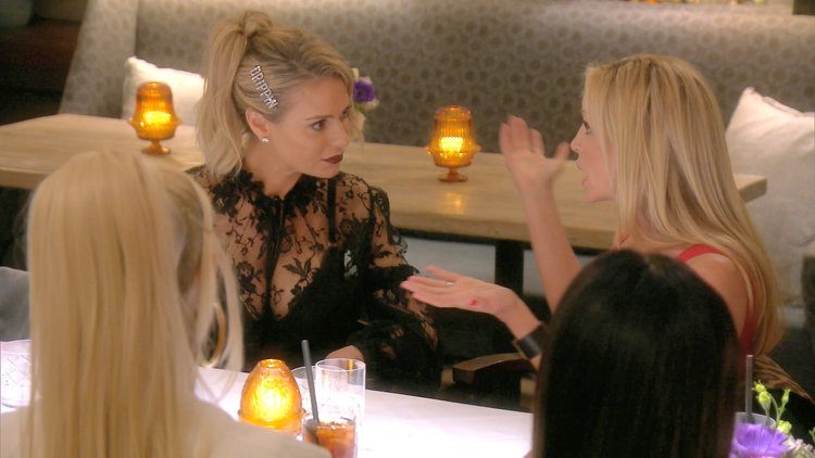 Camille Grammer Thinks Dorit Kemsley Is Pretending to Be Someone She's Not