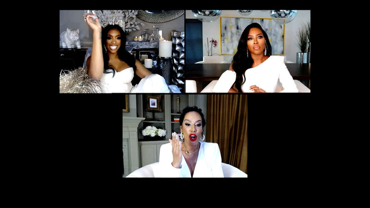 "Tanya Sam Claps Back at Kenya Moore: ""Zip Your Lips!"""