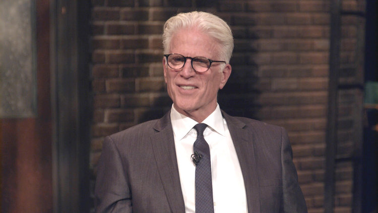Ted Danson Dishes on All the Cursing That Happens on The Good Place
