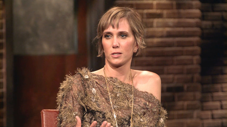 Kristen Wiig on Working with Matt Damon