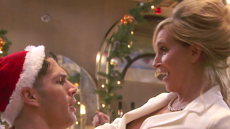 Next on RHONY: Christmas Has Arrived!