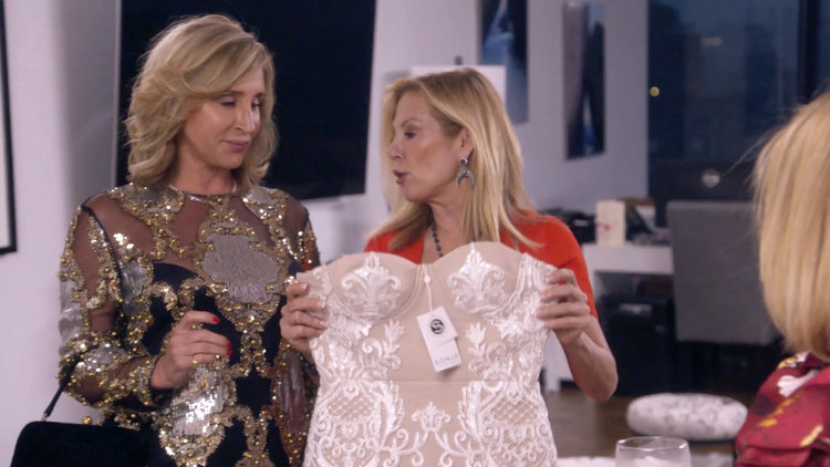 Ramona Singer Tells Sonja Morgan to Lose Some Weight