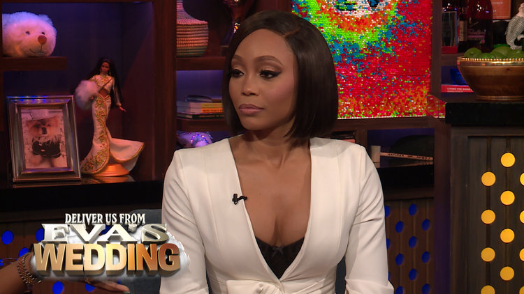Kandi Burruss & Shamari DeVoe Rate Eva Marcille's Wedding