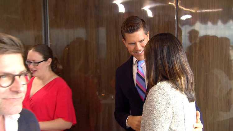 Is Fredrik Eklund Ready for Twins?