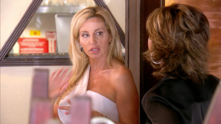 Camille Grammer Can't Make Up Her Mind About Dorit Kemsley
