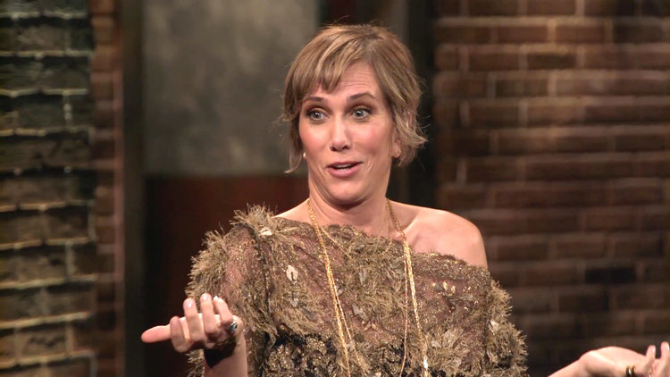 How Did Kristen Wiig Create the Target Lady?