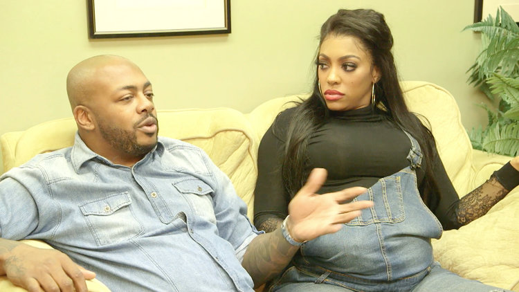 Porsha Williams and Dennis McKinley Go to Couples Therapy
