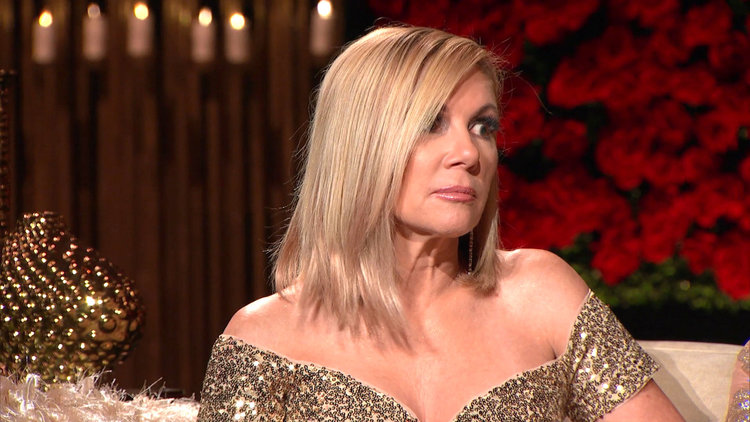 Ramona Singer Gives an Interesting Backstory to Luann de Lesseps' Season 9 Tumble in the Bushes