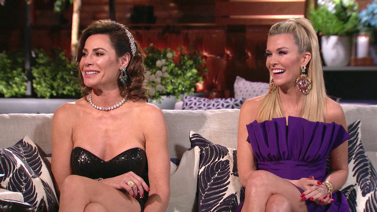 "The Real Housewives of New York City Hear ""Feelin Jovani"" for the First Time"