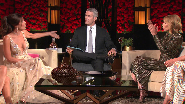 Is Andy Cohen Scared of Bethenny Frankel?