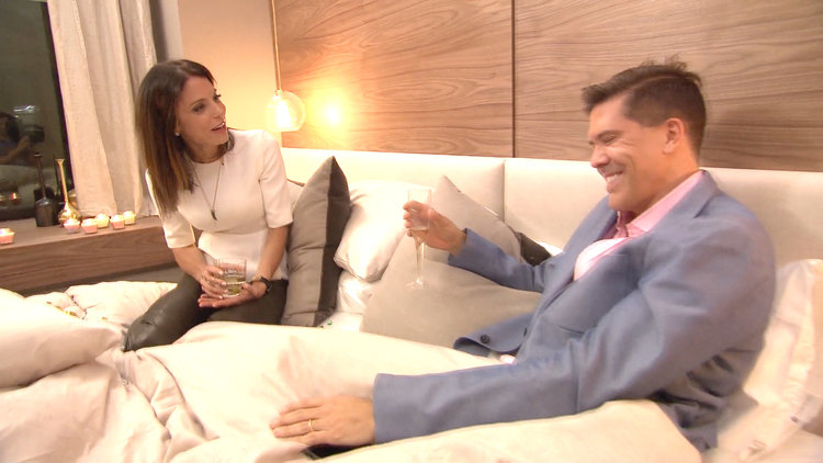 Bethenny and Fredrik Talk Sex