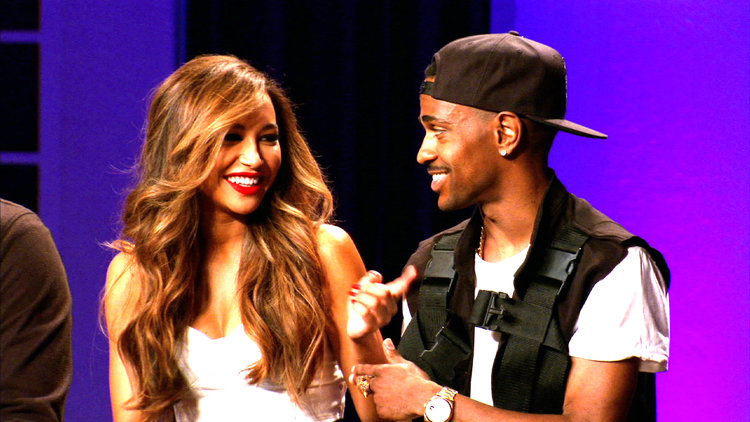 Naya and Big Sean: A Style Love Connection