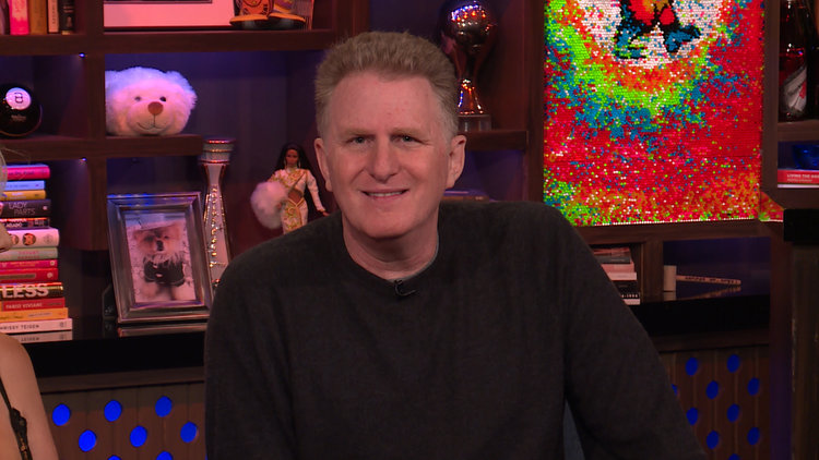 Michael Rapaport on Kenya Moore's 'Ken' Persona