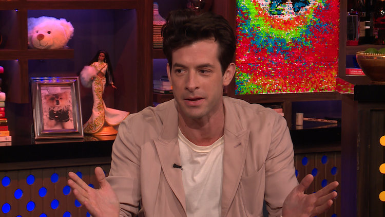 Mark Ronson on Puking After Tom Cruise's Wedding