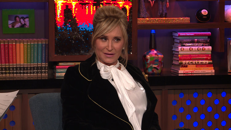 Did Sonja Morgan Finally Get Curtains?