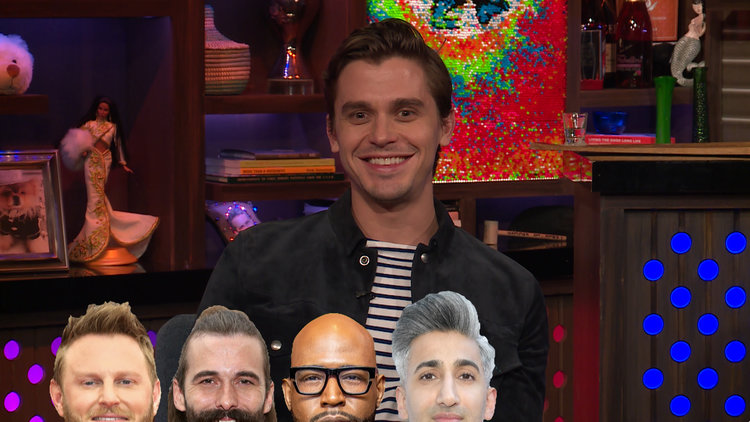 Antoni Porowski Rates His 'Queer Eye' Castmates