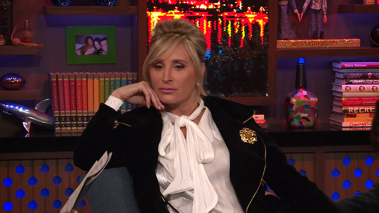 Sonja Morgan Says Ex Harry Dubin Cheated