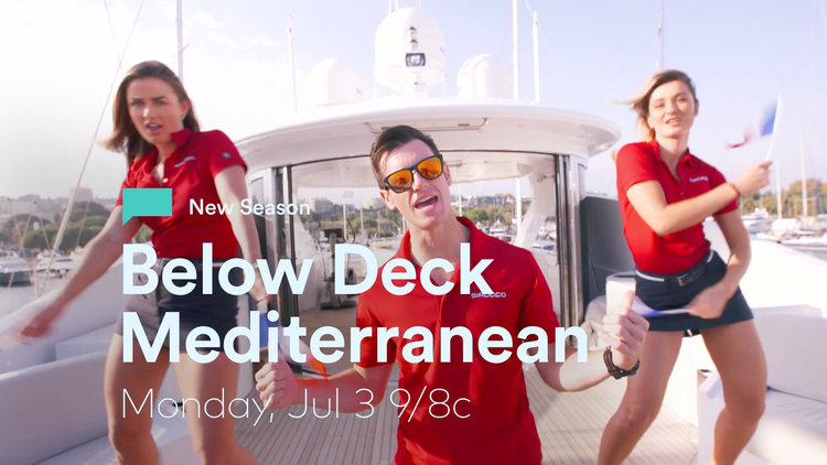 Below Deck Mediterranean Season 4: The Official Rap