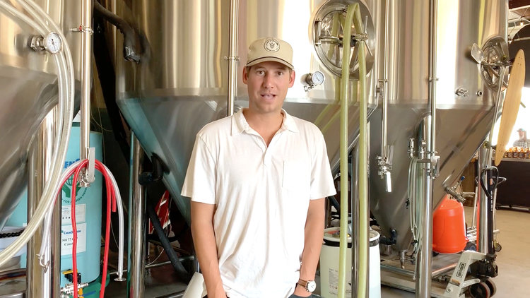 Austen Kroll Gives an Update on His Beer Business