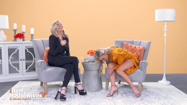 All of the Housewives Agree on One Thing: Braunwyn Windham-Burke's Laugh Is Terrible