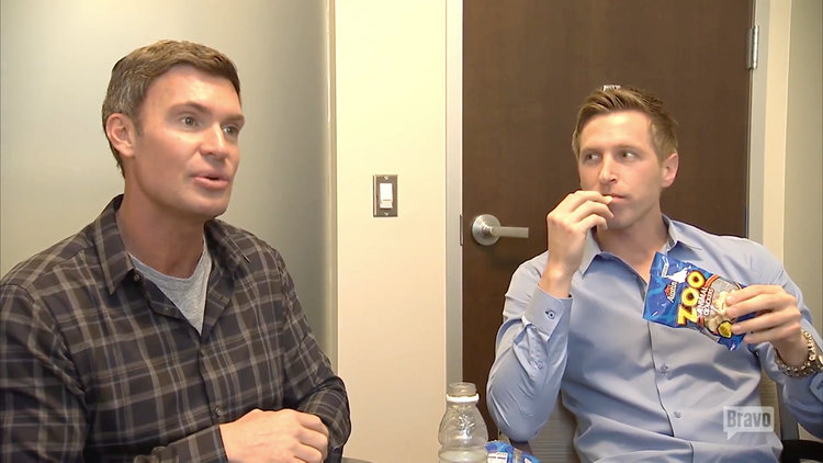 Here Are the Highs and Lows of Jeff Lewis and Gage Edward's Relationship