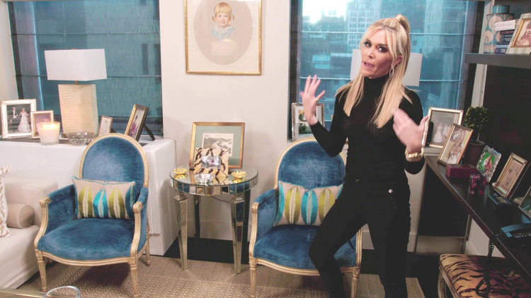 Tinsley Mortimer's Hotel Room Gets a Major Upgrade