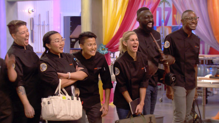 Your First Look at Top Chef Season 17!