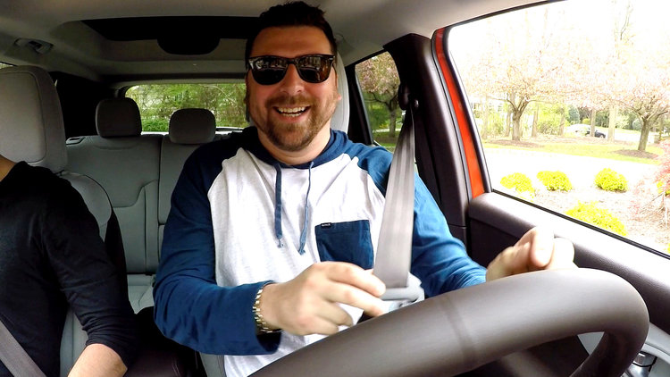 Chris Manzo Buys a Bright Orange Car